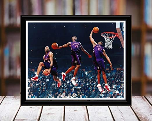 2 Choose a Size VINCE CARTER Photo Quality Poster
