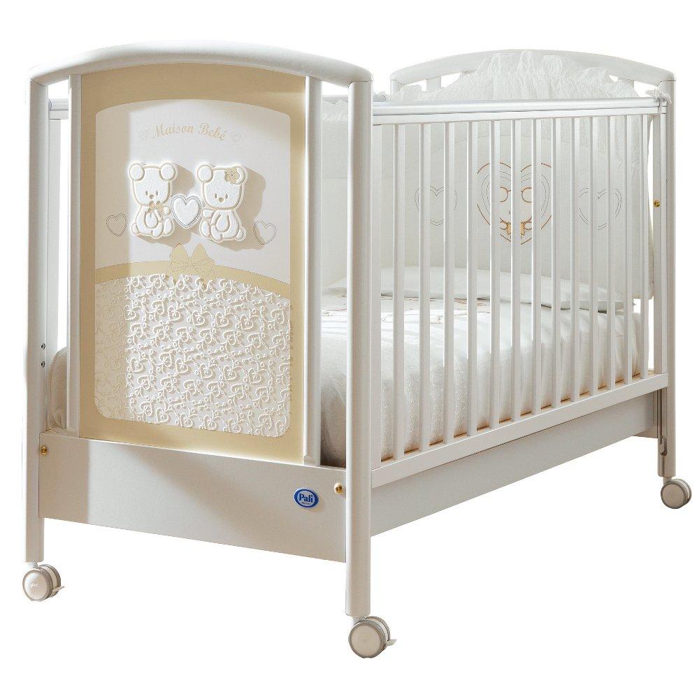 Pali 0127MAIS Babybett Smart Maison Bebe