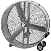 Air King 9942D 42-Inch Industrial Grade Belt-Driven Drum Fan