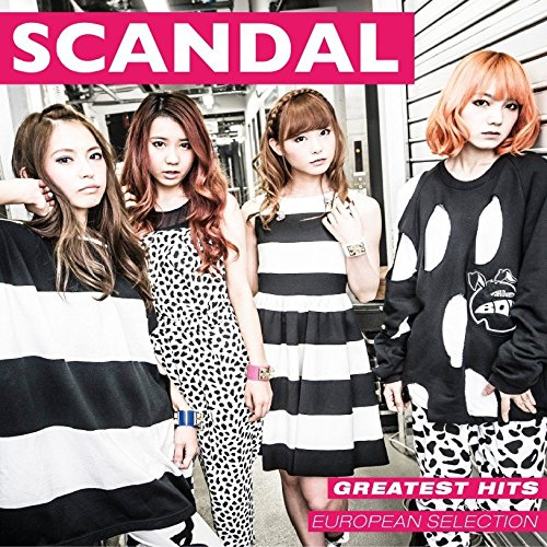 CD : Scandal - Greatest Hits European Selection (United Kingdom - Import)