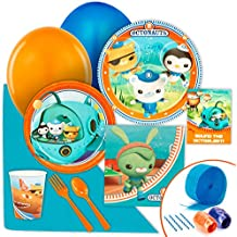 The Octonauts Party Supplies - Value Party Pack