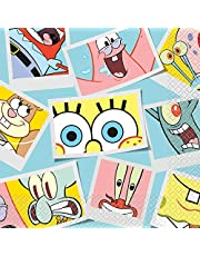 SpongeBob SquarePants Party Napkins, 16ct