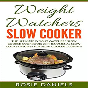Weight Watchers Slow Cooker Audiobook