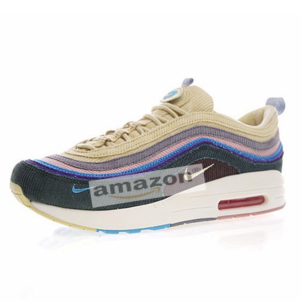 Unisex Uomo Donna Scarpe da Ginnastica Corsa Sportive Fitness Running Sneakers Rainbow -