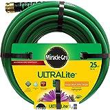 """Miracle Gro UltraLite 25 ft Garden Hose, 1/2"""" diameter"""