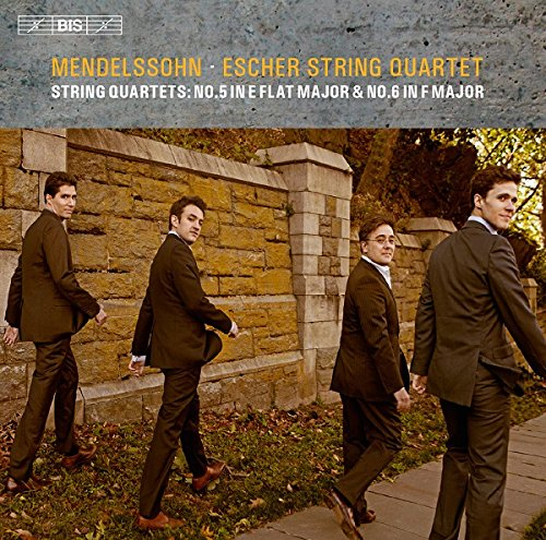 SACD : Escher String Quartet - Mendelssohn: String Quartets 5 & 6 (SACD)