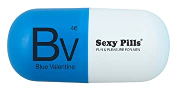 Blue valentine sexy pill