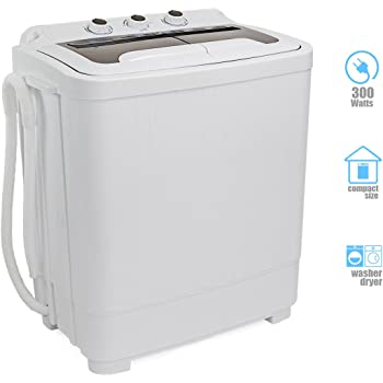 Amazon Com Portable Compact Washer And Spin Dry Cycle