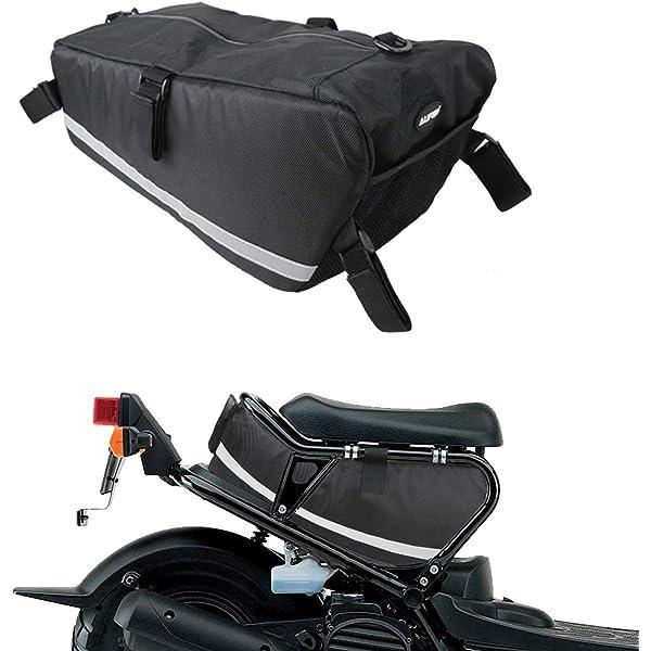 compatibile con Honda Ruckus Scooter XMMT Borsa a tracolla per moto
