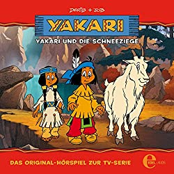 Yakari und die Schneeziege (Yakari 2)