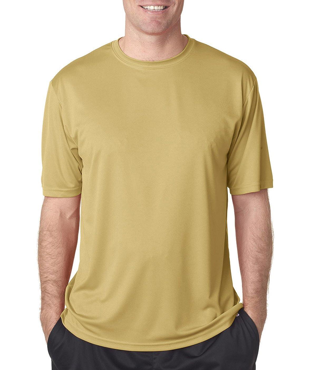 355f0aea7b2 A4 Mens Performance Colorblock T Shirts - Nils Stucki Kieferorthopäde