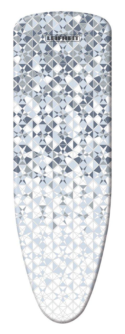 farbsortiert 125 x 40 cm Leifheit 72251 ErsatzbezugAir Board Thermo Reflect M