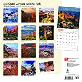 Grand Canyon National Park 2018 12 x 12 Inch Monthly Square Wall Calendar, USA United States of America Scenic Nature (English, French and Spanish Edition)