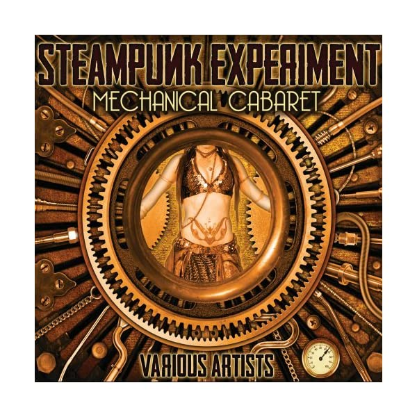 Steampunk Experiment 3