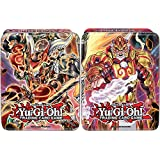 Yugioh 2014 Mega-Tin Set - Bujintei Susanowo & Brotherhood of the Fire Fist - Tiger King