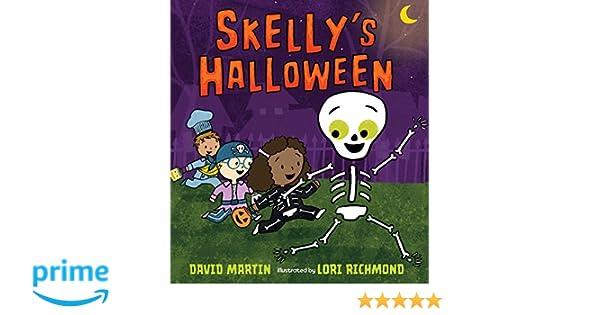 Skelly's Halloween: David Martin, Lori Richmond