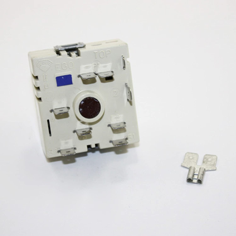 OEM 318293816 Cooktop Element Control Switch Genuine Original Equipment Manufacturer Part