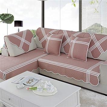 Amazon.com: Iddefee Sofa Cushion Cover Sofa Cushion Summer ...