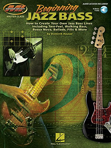 Beginning Jazz Bass: Master Class Series