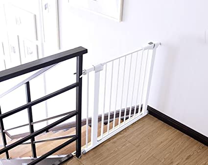 Amazon Com Child Safety Gates Extendable Baby Gate Baby Gate With