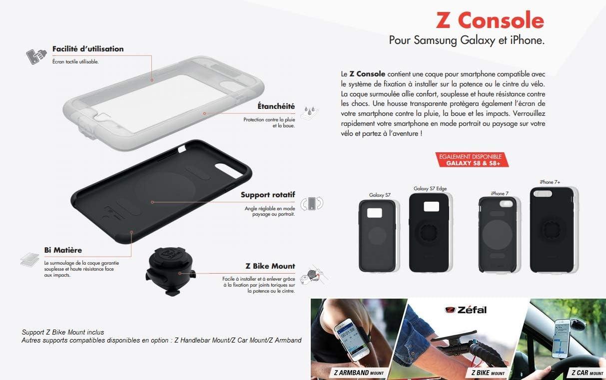 ZEFAL Z-Console Soporte Smartphone para Samsung S8 Plus, Unisex ...