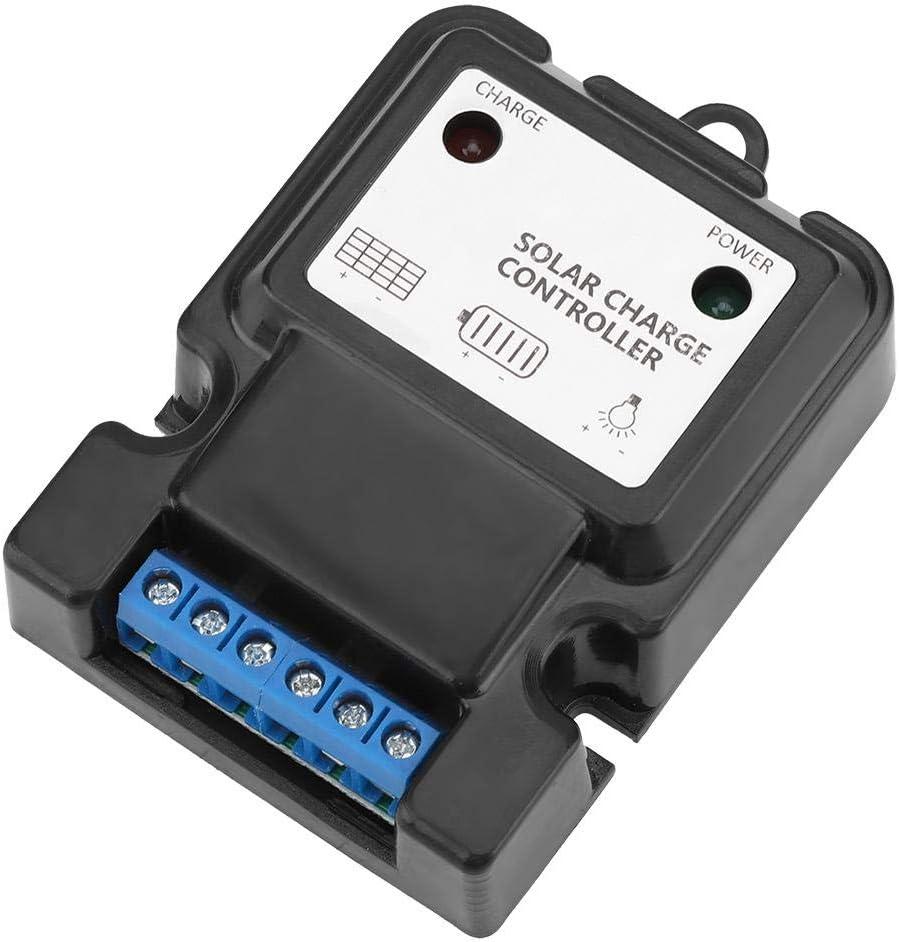 Fdit Socialme-EU 20A Solar Panel Smart Regulator Solar Power Street Light Charge and Download Controller with LCD Display 12V//24V #1