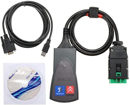 Ourleeme Pp2000 V48 Lexia3 Diagnosegerät Diagbox V7 76 Für Citroen Peugeot Fehlerdiagnose Instrument Tester Werkzeug Auto