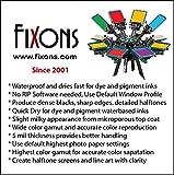Waterproof Inkjet Screenprinting Film, Silkscreen