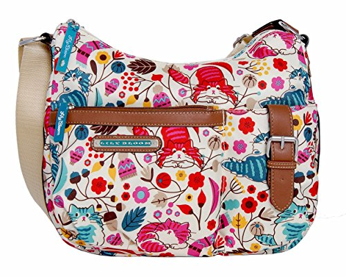 Lily Bloom Kathryn Hobo Bag (LOVE - Cat Lily