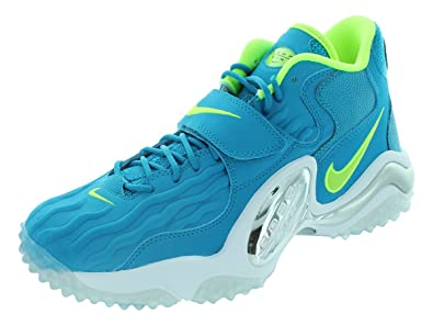 Nike Air Zoom Turf Jet 97 Mens Cross Training Shoes 554989-400 Neo Turq/Volt/White