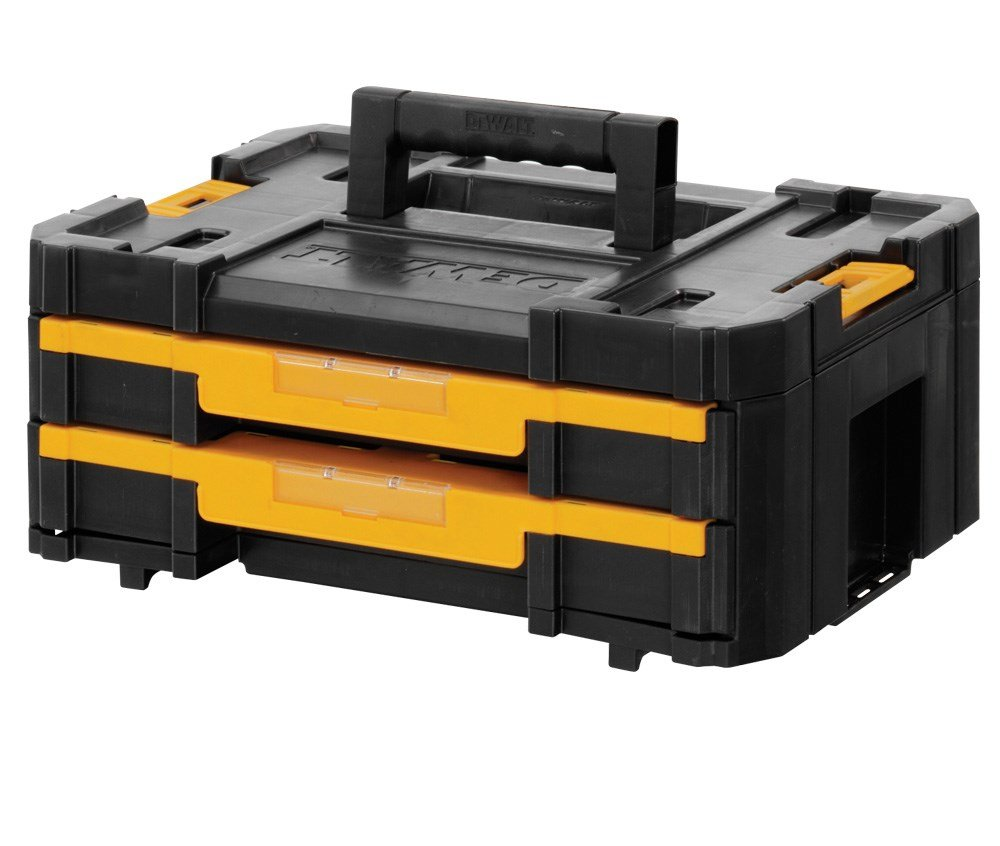 DeWalt T-Stak Toolbox 4 (Shallow Drawer) by DEWALT