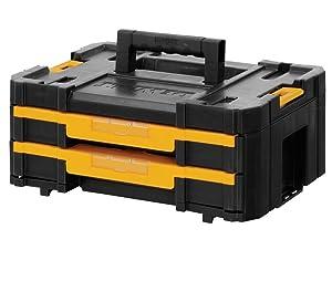 DeWalt T-Stak Toolbox 4 (Shallow Drawer) by DEWALT