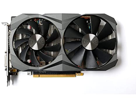 Amazon.com: ZOTAC GeForce GTX 1060 DirectX 12 6GB 192-Bit ...