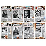 North Star Teacher Resource Civil Rights Pioneers Bulletin Board Set
