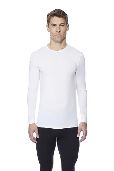 bb7d9c4c66146 Amazon.com  32 Degrees Weatherproof Mens Long Sleeve Crew Neck  Clothing