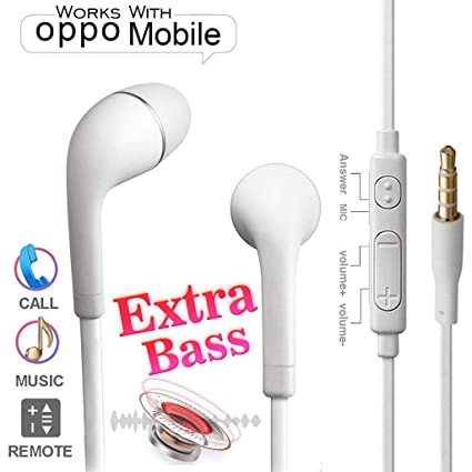 9c5c84ed6a9 Nabster Earphone 3.5mm for Oppo A37, Oppo A37F, Oppo: Amazon.in: Electronics