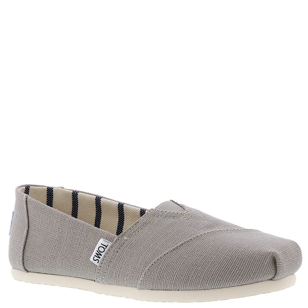 TOMS Womens Venice Casual Lifestyle Shoe, Morning Dove, 6 B(M) US