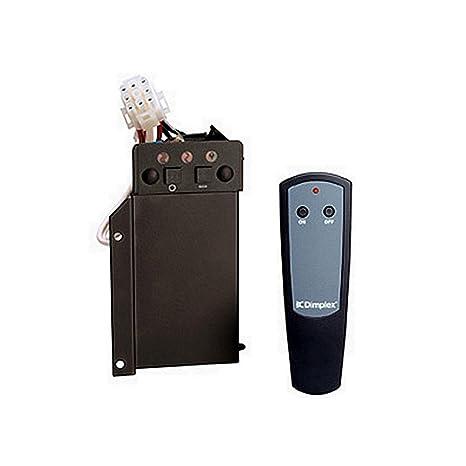 Excellent Dimplex Bfrc Kit Remote Control Kit Interior Design Ideas Clesiryabchikinfo