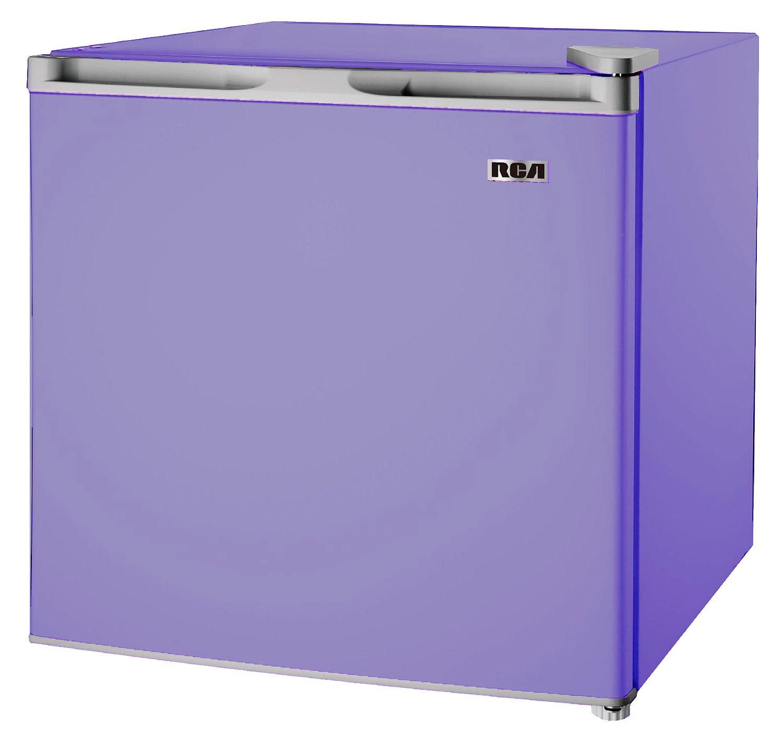 1.6-1.7 Cubic Foot Fridge, Purple