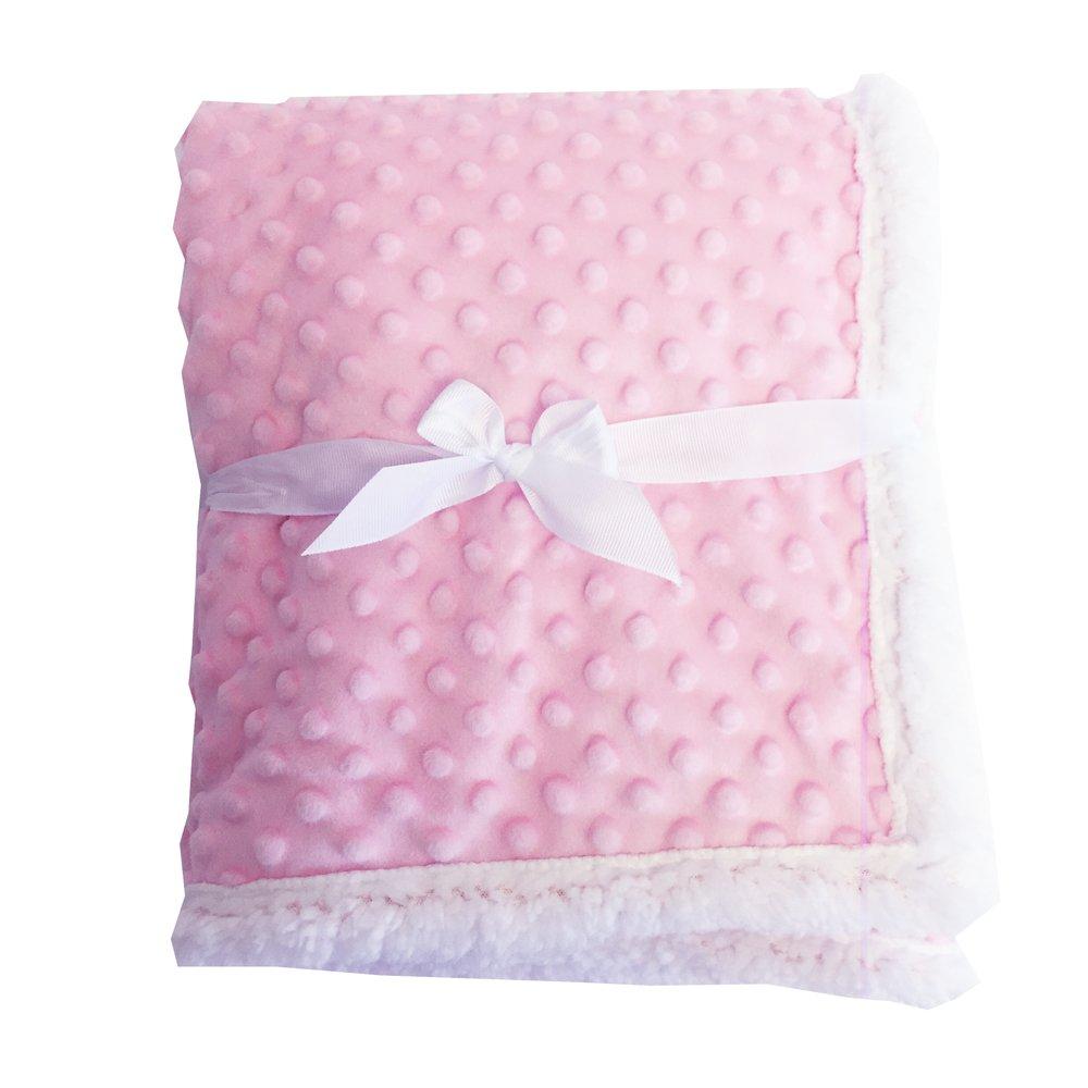 Popcorn Sherpa Blankets (Grey) Tendertyme