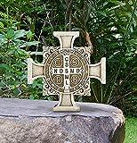 Avalon Gallery Saint Benedict Stoneresin Garden