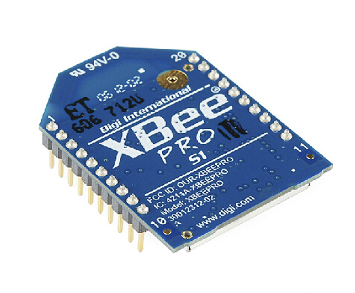 Xbee Pro 60mw PCB Antenna - Series 1computers, Systems, Really Anything With A Serial Port! Point To Point And Multi-Point Networks Are Supported by D&F