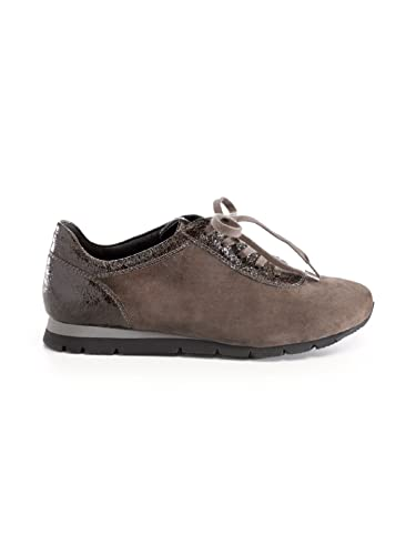Avena Damen Hallux Sneaker Samtpfötchen Beige Gr. 4,5 4,5 Gr.  Avena ... 0acbb7