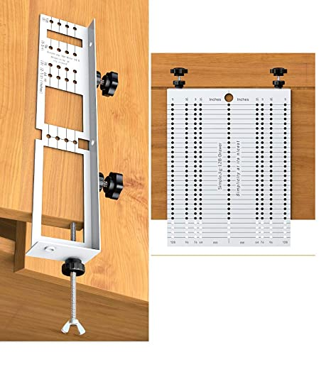 jig template for cabinet knobs pulls and handles installation the rh amazon com drilling jig for cabinet and drawer handles how to build a jig for cabinet handles