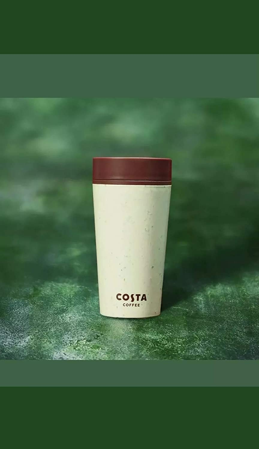 Costa Coffee rCup Reusable 360 Travel Cup: Amazon.co.uk