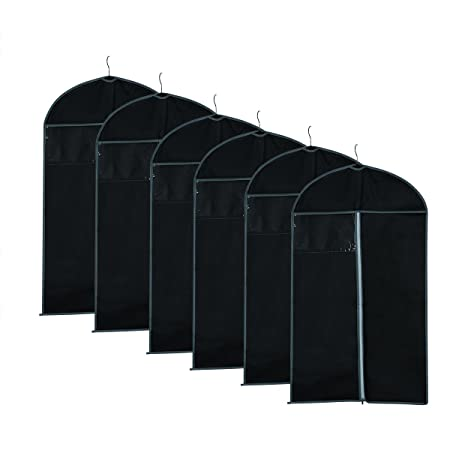 Set of 6 Breathable Clothes Cover
