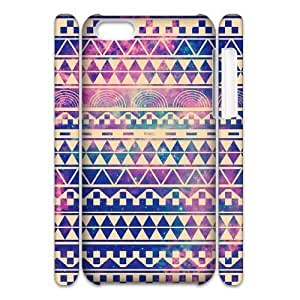 LJF phone case Aztec Tribal Pattern DIY 3D Cover Case for iphone 4/4s,personalized phone case ygtg538029