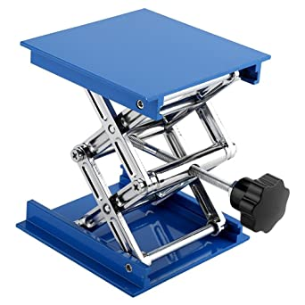 Plataforma Elevadora de Laboratorio, 100 x 100 mm Plataformas de ...