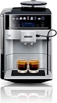 Cafetera Automática Plus Siemens