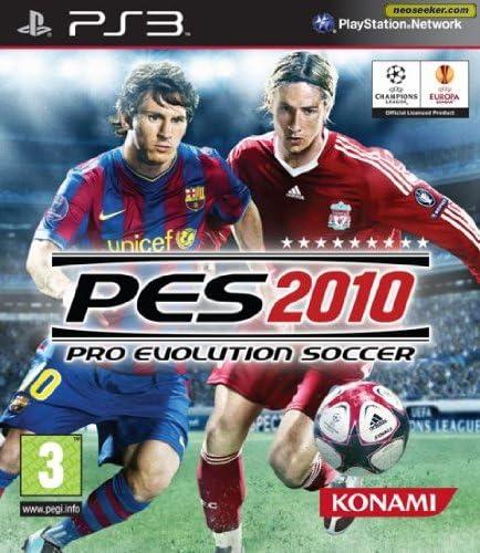Konami Pro Evolution Soccer 2010 (PS3) vídeo - Juego (PlayStation ...